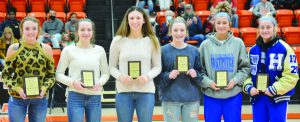 Bi-County All-Tournament Team