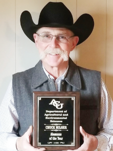 Milner Awarded 2020 Alumnus of the Year