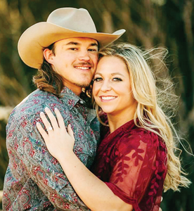 Beer & Miller Announce Upcoming Marriage