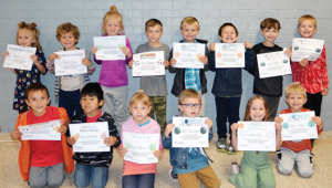 Cheyenne Kindergarten Word Champs