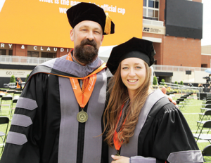 Atha Earns Oklahoma State DVM Degree